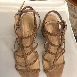 07cf099747 SCHUTZ Shoes | Rosalia Strappy Sandals | Poshmark